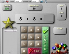 KidsMath 9.0.3.1 Screenshot
