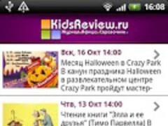 KidsReview 1.2 Screenshot