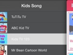 KidsSongPro 1.2 Screenshot