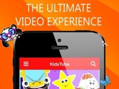 KidsTube - TV for Kids 3.0 Screenshot