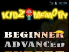 Kidz Memory 1.06 Screenshot