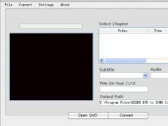 KIKEE DVD to ZUNE Converter 3.0 Screenshot