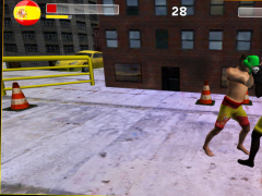 Killer Street Boxing Game 2016 1.1 Screenshot