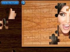 Kim Kardashian Jigsaw HD 1.0 Screenshot