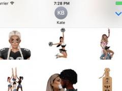 KIMOJI Stickers - Back To School Pack 1.0.1 Screenshot