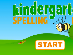 Kindergarten Spelling Bee Free 2 Screenshot
