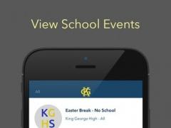 King George High School 2.1 Screenshot