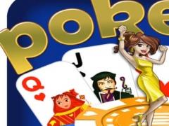 King Of Cards Video Poker - Free New Poker Game 1.0 Screenshot