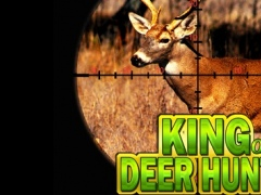 King Of Deer Hunts Pro ~ Sniper Hunter's Challenge Pro Hunting free Games 1.0 Screenshot