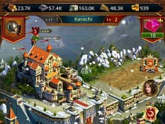 Review Screenshot - War Game – Conquer Other Empires and Become Their Unrivaled King