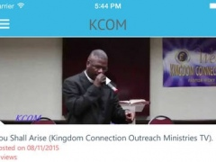 Kingdom Connection Outreach Ministries 1.1 Screenshot