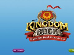 Kingdom Rock Bible Buddies 1.008 Screenshot