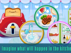 Baby Kitchen 1.2.2 Screenshot