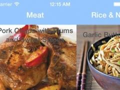 Kitchen - Easy Cookbook 1.0 Screenshot