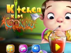 Kitchen Kids Cooking Chef ! 1.0.2 Screenshot