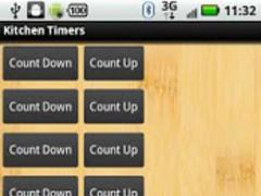 Kitchen Timers 1.0 Screenshot