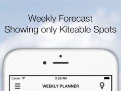 KiteSpotter - Kitesurf - Kiteboard wind and weather forecast 6.0.0 Screenshot