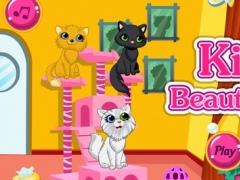 Kitty Beauty Spa 1.0 Screenshot