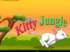 Kitty Jungle Run 1.1 Screenshot