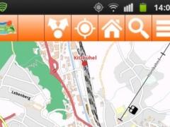 Kitzbuhel Offline mappa Map 1.13 Screenshot