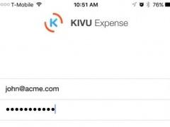 Kivu Expense 1.2.2 Screenshot