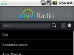 Kiwi.kz Radio 1.2 Screenshot