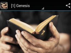 KJV Bible Audiobook 1.0 Screenshot