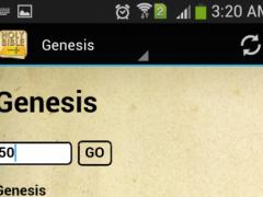 KJV Bible: Free Offline Bible 1.0 Screenshot
