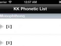 KK Phonetic Free 1.0 Screenshot