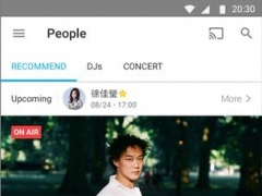 Review Screenshot - Music App – Your One-Stop Shop for K-Pop Music