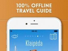 Klaipeda Travel Guide and Offline City Street Map 1.1 Screenshot
