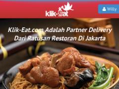 Klik-Eat.com Food Delivery 1.6.4 Screenshot