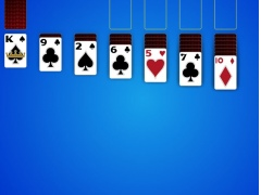 Klondike Solitaire, 1 card infinite pass 1.0 Screenshot
