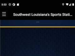 KLWB 103.7 The Game 7.13 Screenshot
