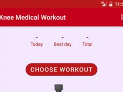 Knee Medical Workout 1.0 Screenshot