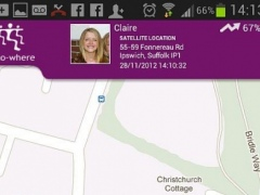 Kno-Where Family Phone Tracker 3.0.1 Screenshot