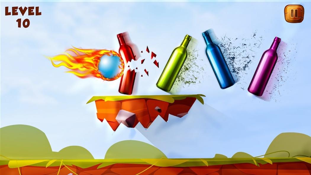 Free Games 2020.Knock Down Bottle Shoot Challenge Free Free Download