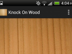 Knock On Wood 2.0 Screenshot