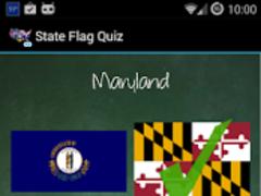 State Flag Quiz 1.5 Screenshot