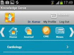 Knowledge Genie 2.0.5 Screenshot