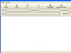 Knowlesys Web Crawler 1.0 Screenshot