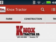 Knox Tractor 1.02 Screenshot