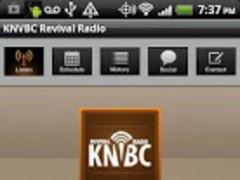 KNVBC Radio 2 Screenshot