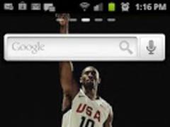 Kobe Theme GO Launcher 1.0 Screenshot