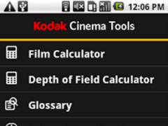 Kodak Cinema Tools 1.0.3 Screenshot