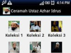 Koleksi Ceramah Ustaz Azhar 1.0 Screenshot