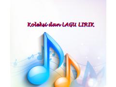 Koleksi dan LAGU LIRIK 1.0 Screenshot
