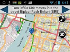 Kolkata Map 4.0 Free Download on service maps, online interactive maps, print maps, facebook maps, advertising maps,