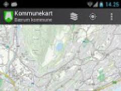 Kommunekart - Map of Norway  Screenshot