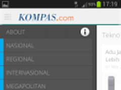 Kompas Touch 1.2.2 Screenshot
